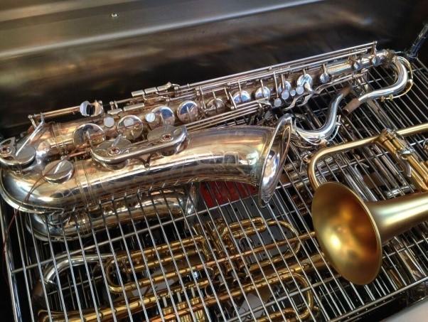 Tieftemperaturbehandlung Von Musikinstrumenten